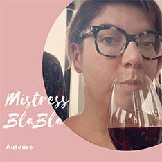 Mistress blabla signature