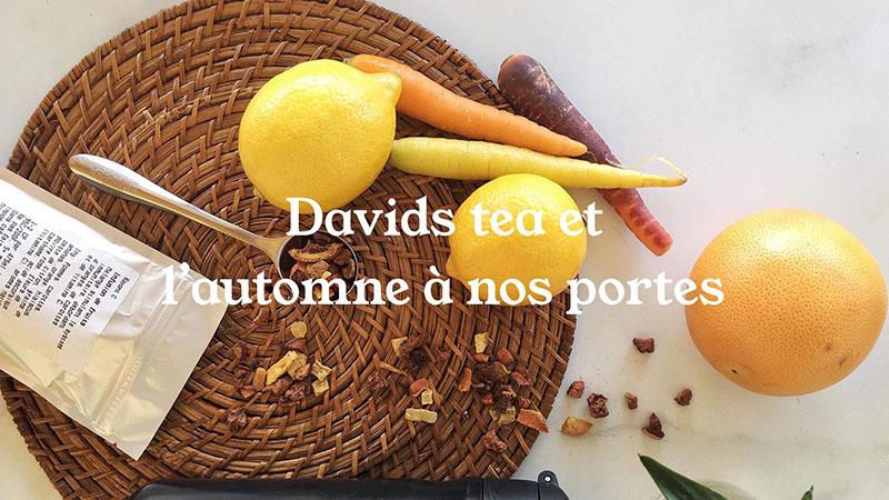 davids tea