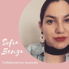 Sofia collaboratrice musicale
