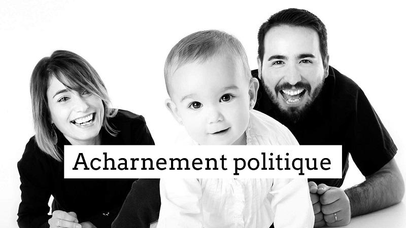 Acharnement politique
