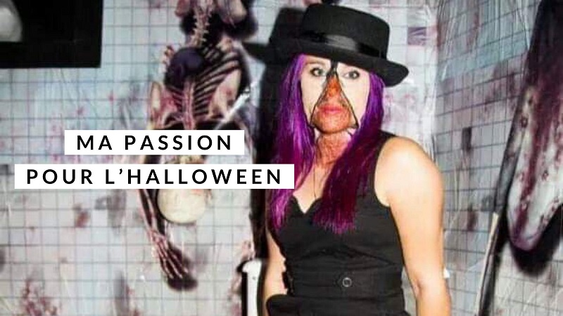 Ma passion pour l'Halloween