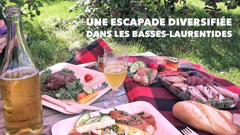 Escapade Basses-Laurentides