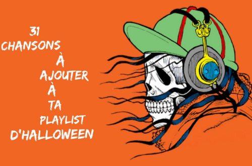 sofia musique halloween