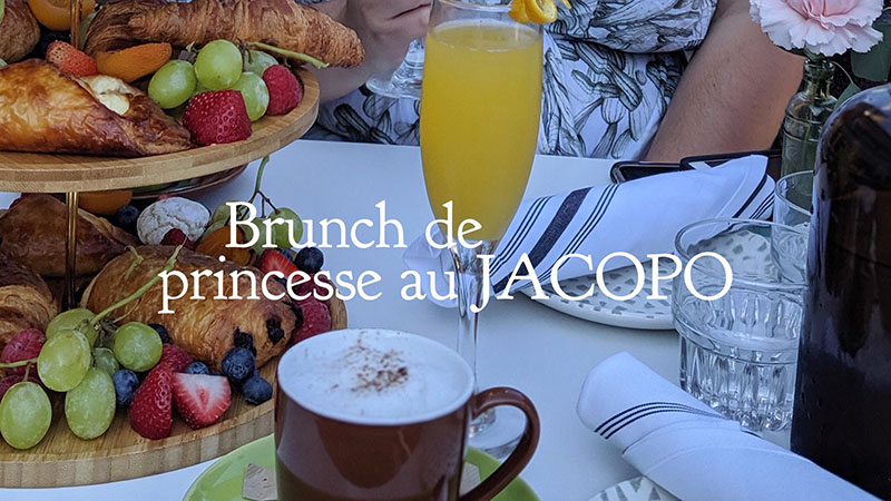 Jacopo brunch