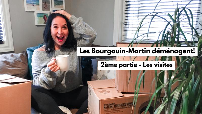 Bourgouin-Martin déménagent