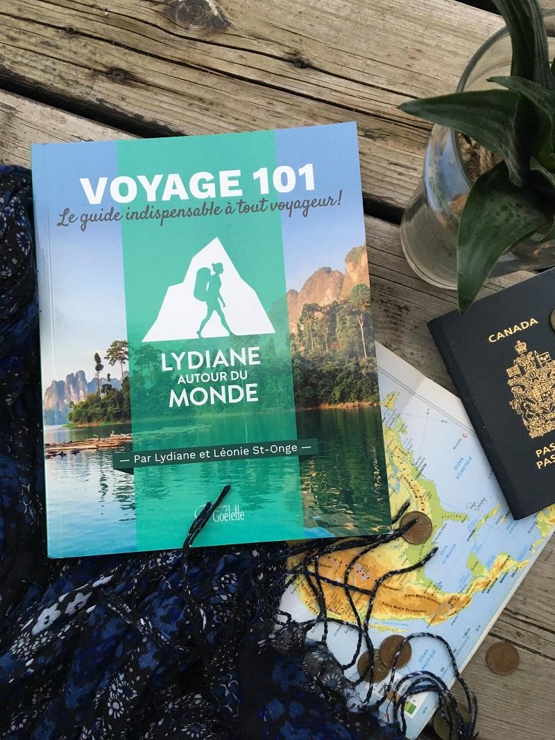 2 livres de voyage