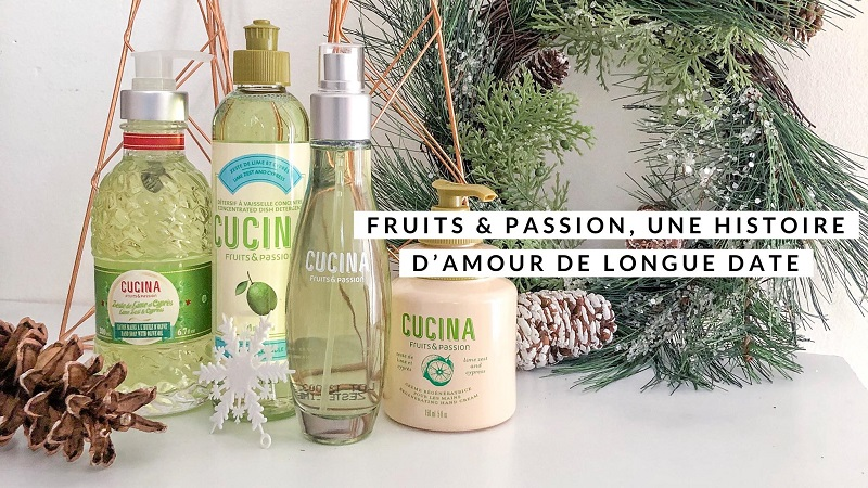 Fruits & Passion