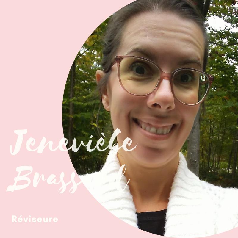 Jeneviève profil