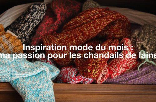Passion chandail de laine