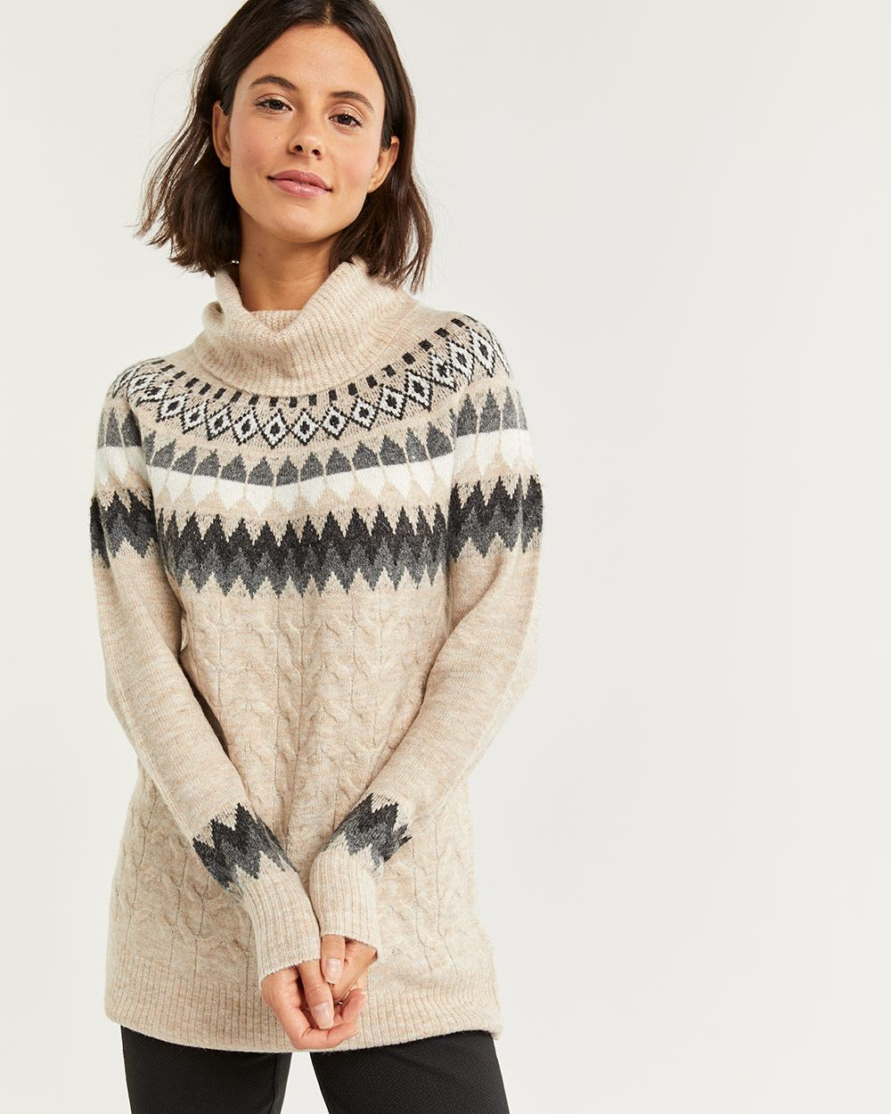 Inspiration chandails de laine