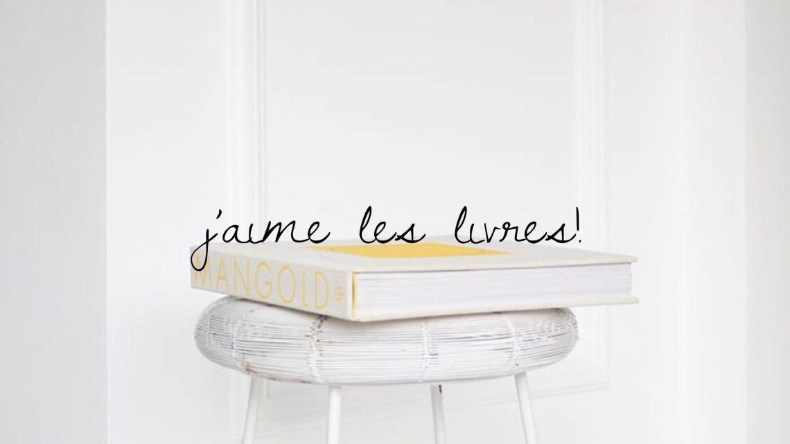 j'aime les livres