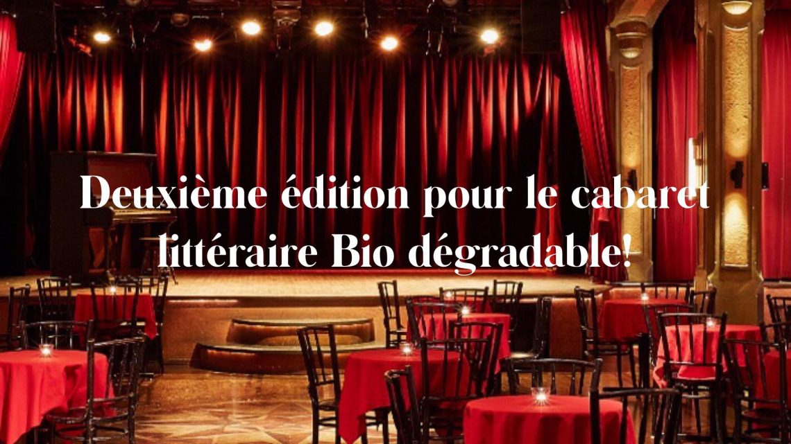 bio dégradable