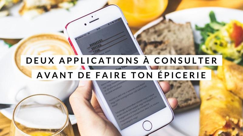 Deux applications