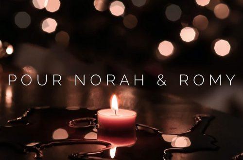 Norah et Romy