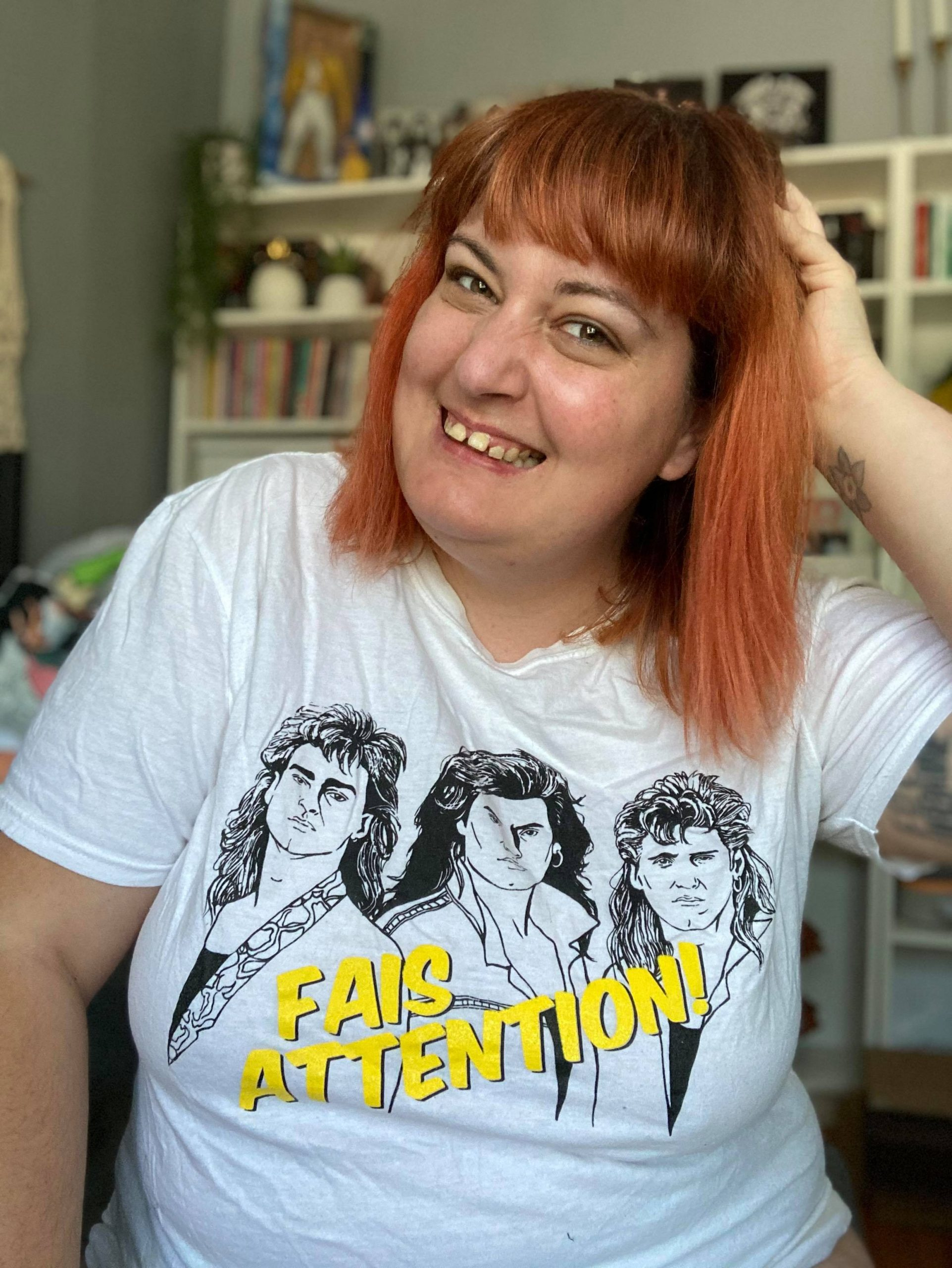 inspiration mode, mes t-shirts favoris