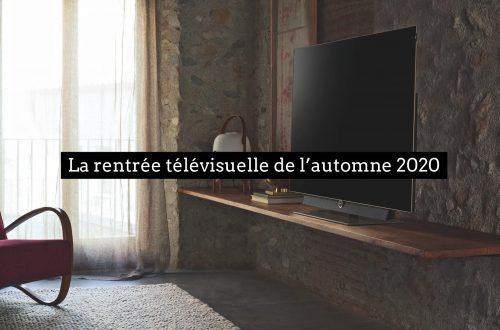 rentrée télé
