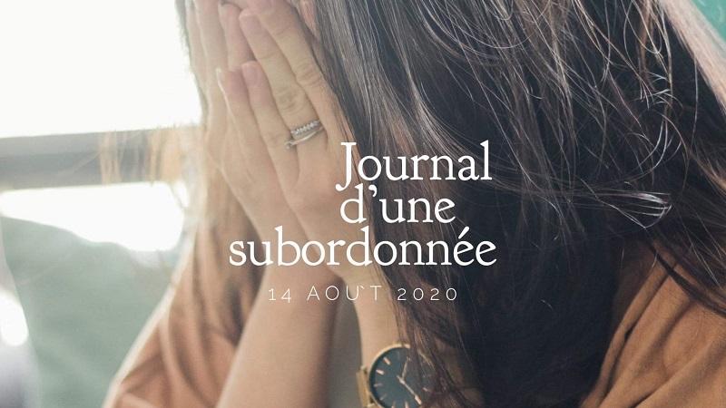 Journal d'une subordonnée