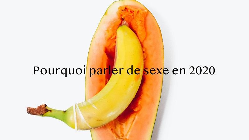 Pourquoi parler de sexe