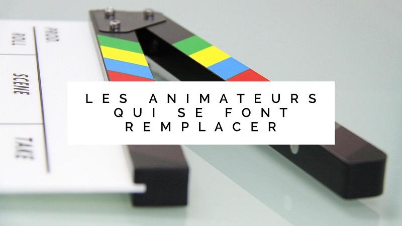 Les animateurs