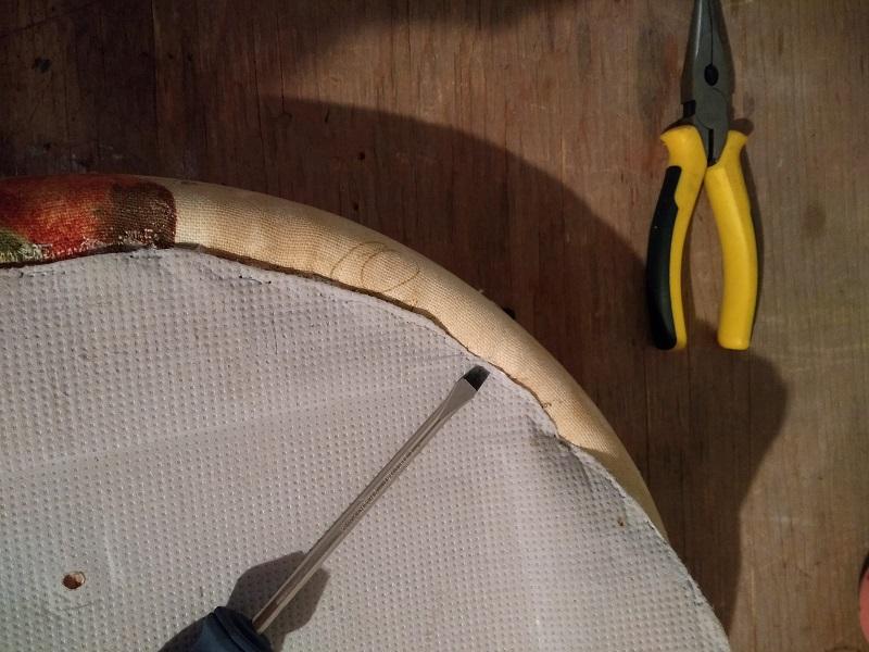 DIY Tabouret