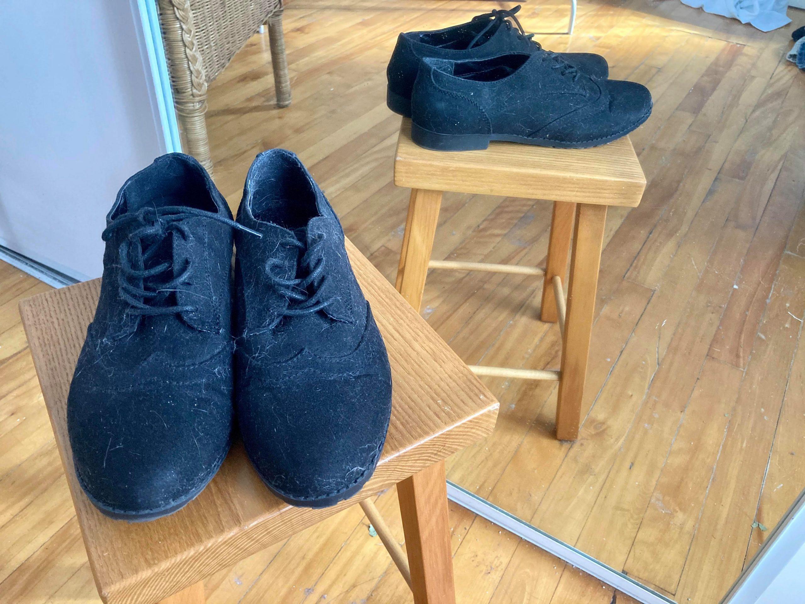 Des trouvailles pour habiller mes pieds à petit coût!