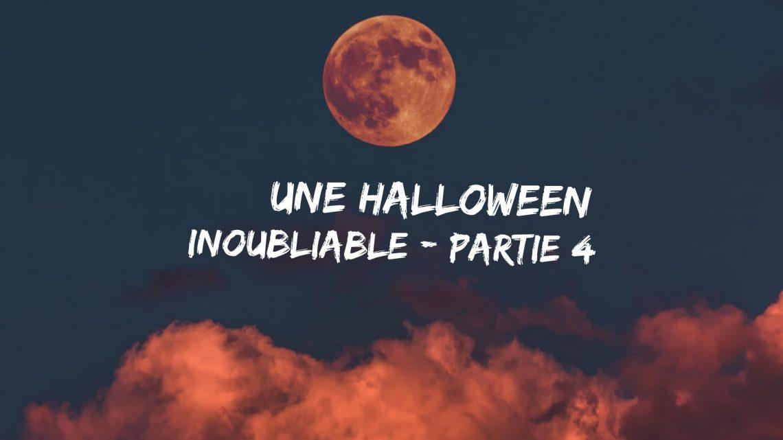 une halloween inoubliable