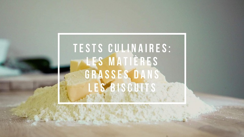 tests culinaires