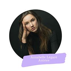 Annabelle Légaré signature