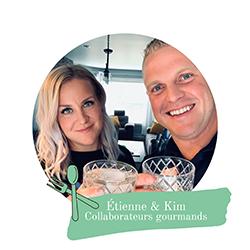 Étienne & Kim signature