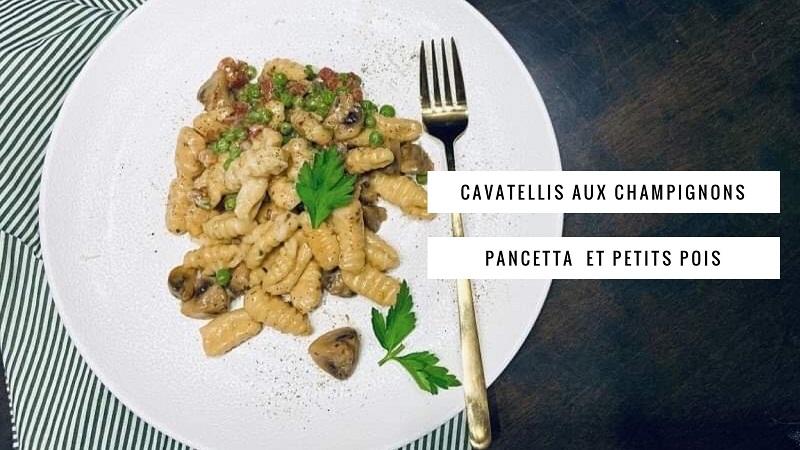 Cavatellis