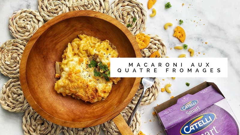 Macaroni fromage