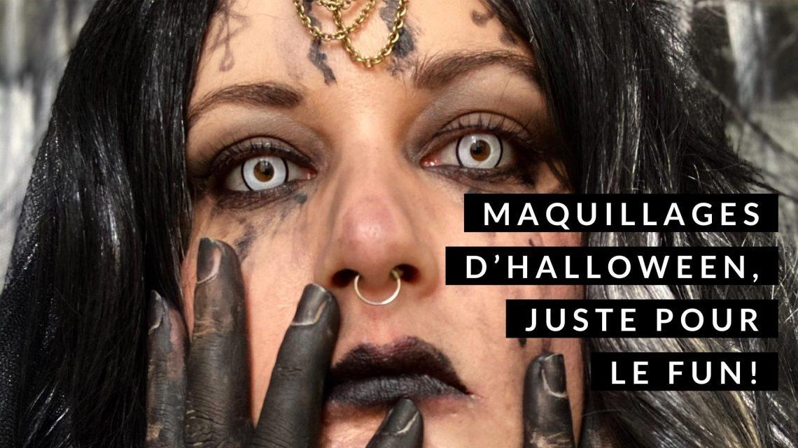 maquillagehalloween